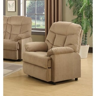 Albert Gliding Reclining Chair (Mocha)