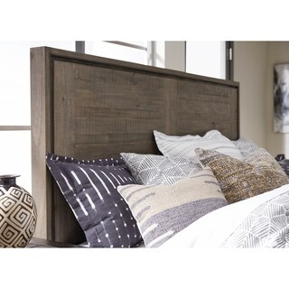 Granada Hills Queen Panel Bed Headboard