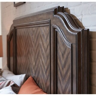 Jefferson Market Queen Panel Bed Headboard