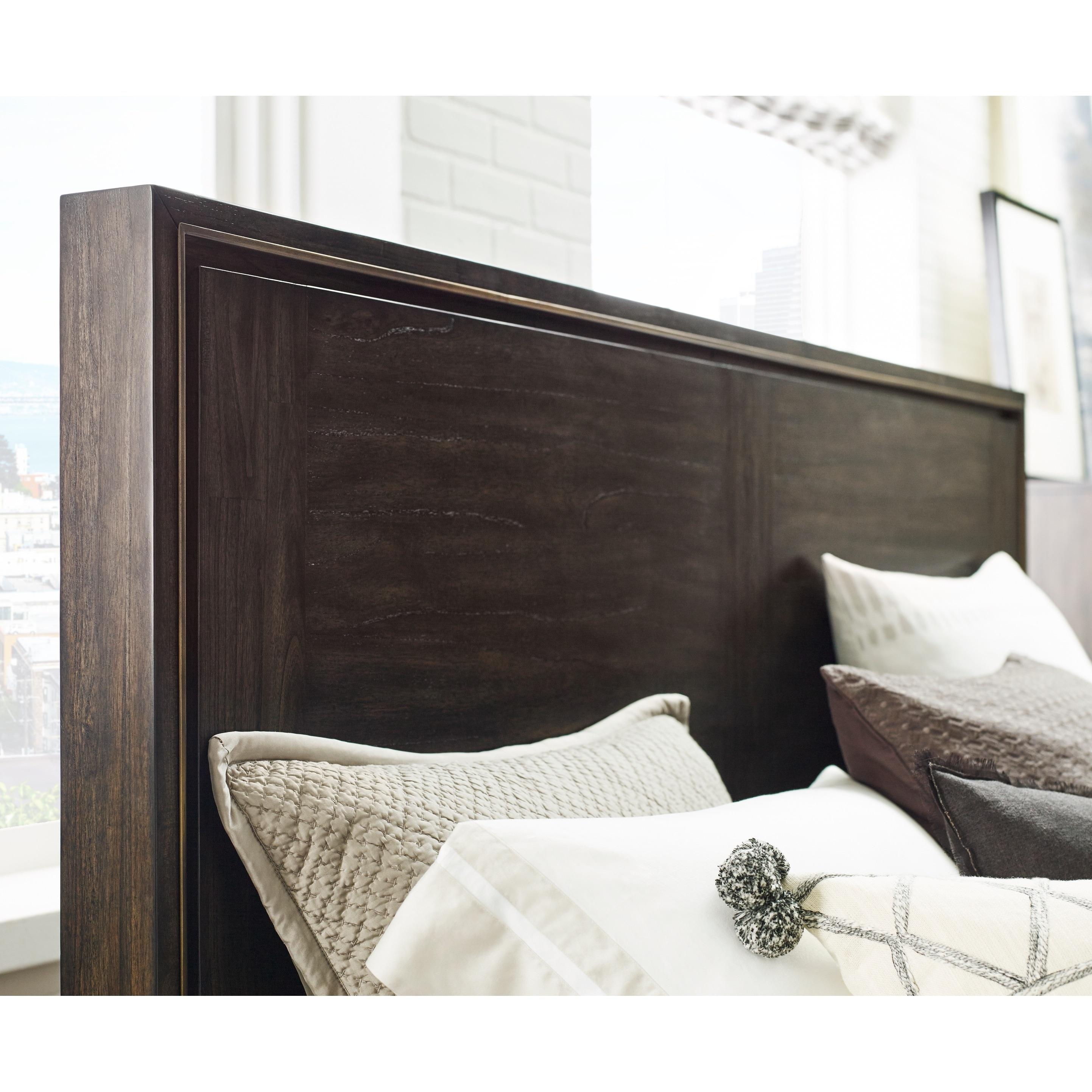 MacArthur Terrace King Panel Bed Headboard