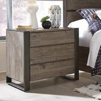 Granada Hills Contemporary Pebblestone Bachelor Chest