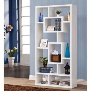 Hambrick Standard Bookcase (N/A - White)