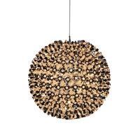 Handmade 15-light Metal Pendant Lamp