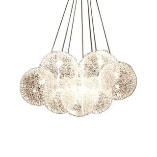 Handmade 7-light Metal Pendant Lamp