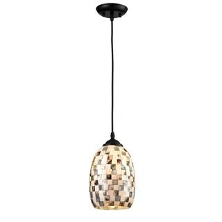 Sea-Shell Pendant Lamps