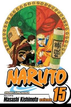Naruto 15: Haruto's Ninja Handbook (Paperback)