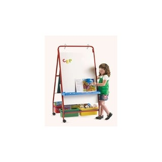 Copernicus Primary Teaching Easel with Magnetic Dry Erase Board