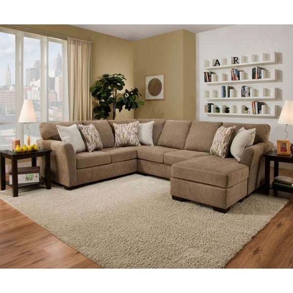 shop simmons upholstery michigan sectional sofa free shipping rh overstock com simmons sectional sofa big lots simmons sectional sofa big lots