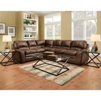 Simmons Upholstery Atlanta Sectional Sofa