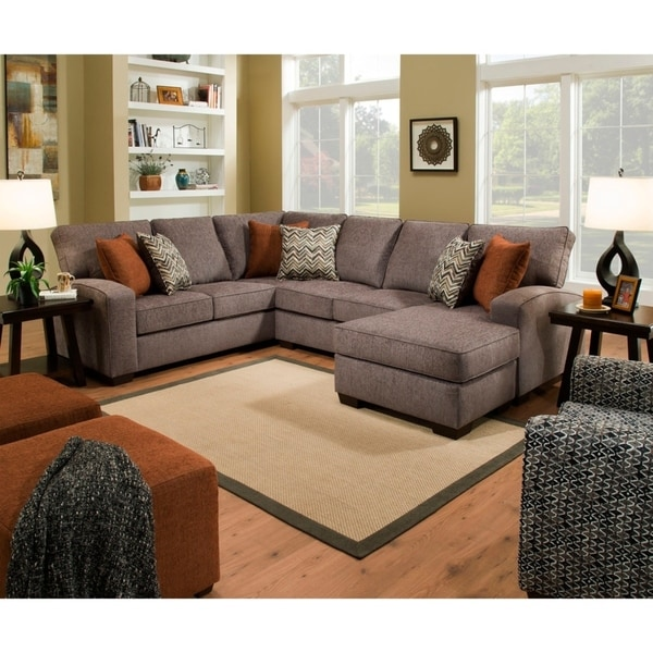 shop simmons upholstery oasis sectional sofa free shipping today rh overstock com simmons sectional sofa reviews simmons upholstery sectional sofa