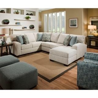 Simmons Upholstery Prescott Sectional