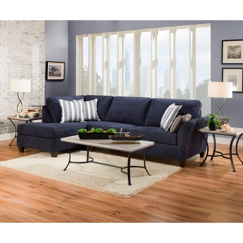 Simmons Upholstery Sonora Sectional Sofa