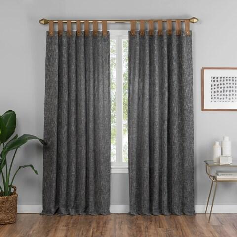 Vue Elements Torrington Tab Top Curtain Panel