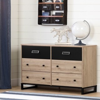 South Shore Induzy 6-Drawer Double Dresser