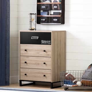 South Shore Induzy 4-Drawer Chest