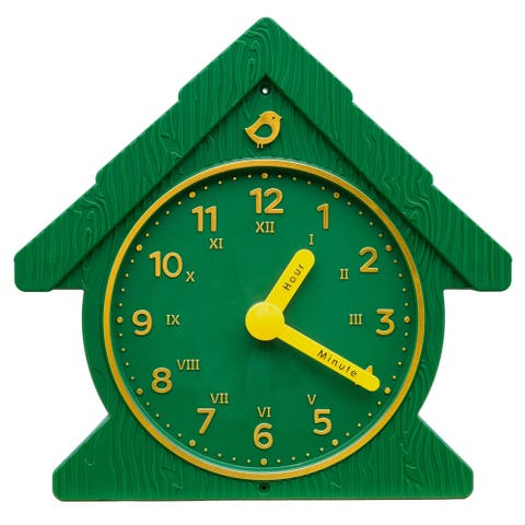 Gorilla Playsets Fun Time Clock for Wooden Swing Sets