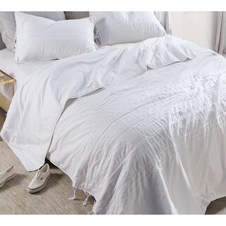 BYB DIY Threads Textured Oversized Comforter