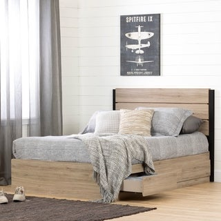 South Shore Induzy Bed Set - Bed and Headboard Size - Full