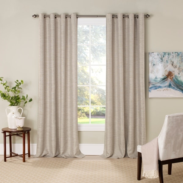 Shop Eclipse Newport Thermalayer Blackout Curtain Panel