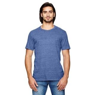 Alternative mens Apparel Knitted P.E. Regular Fit T-Shirt (AA1973)