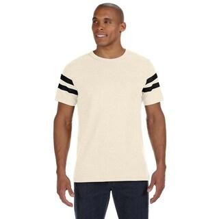 Alternative mens Eco Short-Sleeve Football T-Shirt (12150E1) (5 options available)