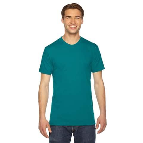 American Apparel mens Triblend Short-Sleeve Track T-Shirt (TR401)