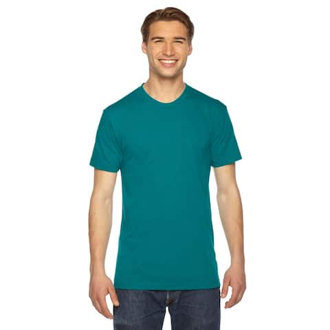 American Apparel mens Triblend Short-Sleeve Track T-Shirt (TR401)