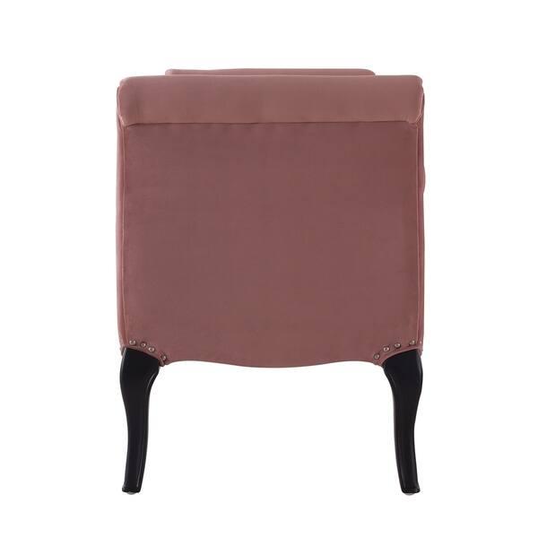 Magnificent Shop Jennifer Taylor Olivia Roll Arm Entryway Bench 55 Machost Co Dining Chair Design Ideas Machostcouk