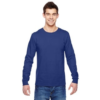 Link to Fruit of the Loom mens Jersey Long-Sleeve T-Shirt (SFLR) Similar Items in Shirts