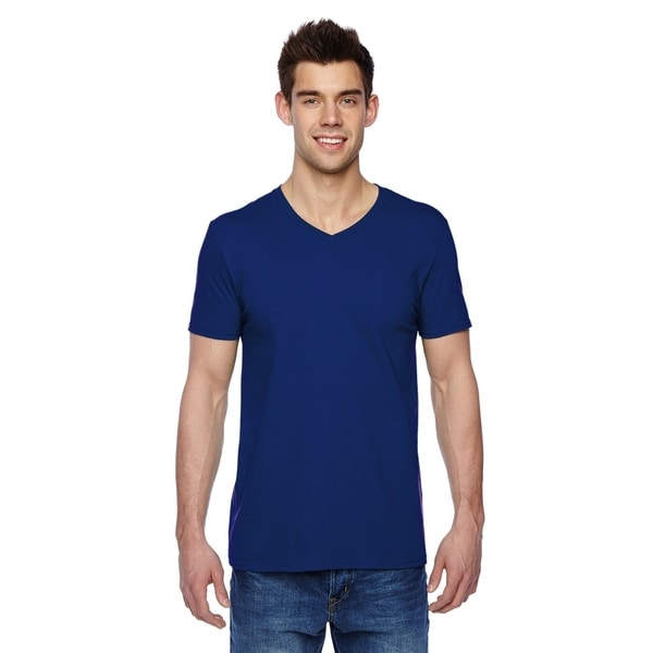 Fruit Of The Loom Mens Jersey V-Neck T-Shirt (SFVR) by  2020 Sale