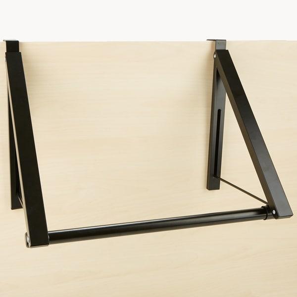 Shop Mind Reader Over The Door Collapsible Hanger Rack For