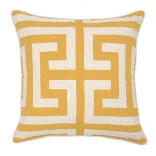 Porch & Den Platt Printed 22-inch Throw Pillow