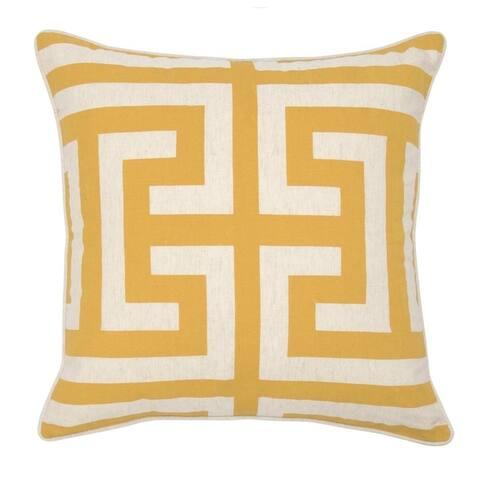 Porch & Den Platt Printed 22-inch Throw Pillow