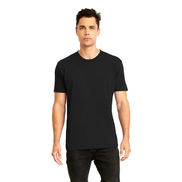 5dde2209a4765 Shop Next Level mens Next Level Unisex Eco Performance T-Shirt - BLACK -  2XL (4210) - On Sale - Free Shipping On Orders Over $45 - Overstock -  22439429