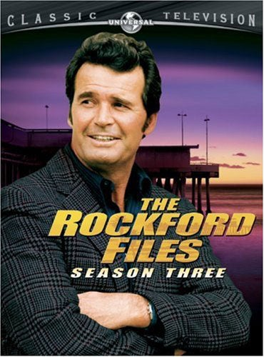 The Rockford Files: Season 3 (DVD)
