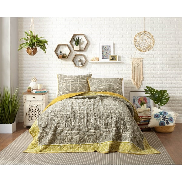 Justina Blakeney Pinta Quilt Set By Makers Collective