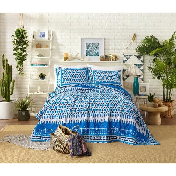 Justina Blakeney Himaya Quilt Set By Makers Collective