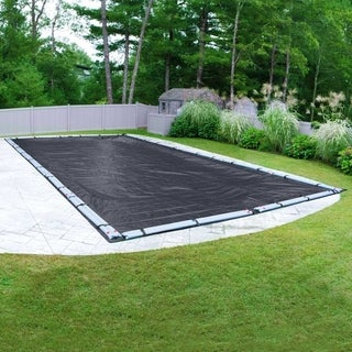 Pool Mate Classic Navy Blue Winter Cover for In-Ground Swimming Pools