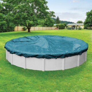 Pool Mate Guardian Winter Cover for Round Above-Ground Swimming Pools