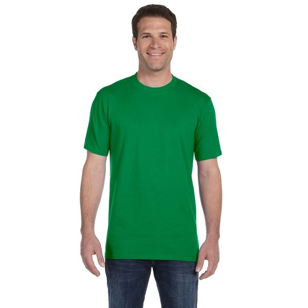 Anvil mens Ringspun Midweight T-Shirt (780)