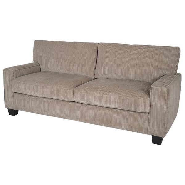 """Andrew 73"""" Sofa in Beige"""