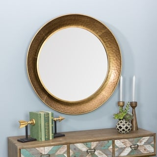 Dorian Gold Wall Mirror