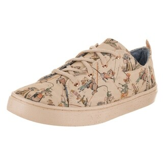 Toms Kids Lenny Gus & Jaq Casual Shoe