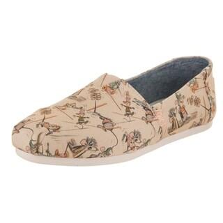 Toms Women's Classic Gus & Jaq Slip-On Shoe