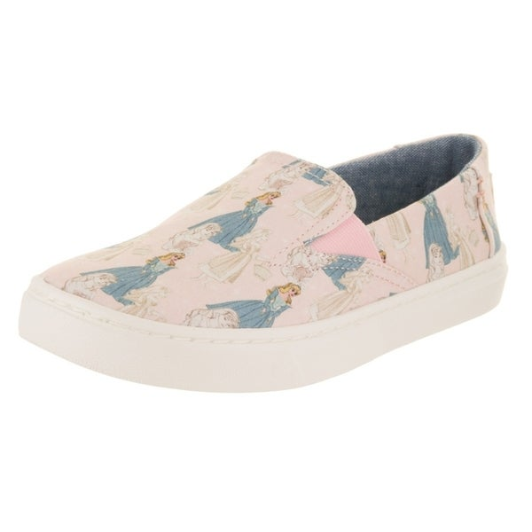 2256bf7c346 Shop Toms Kids Luca Sleeping Beauty Slip-On Shoe - Free Shipping ...