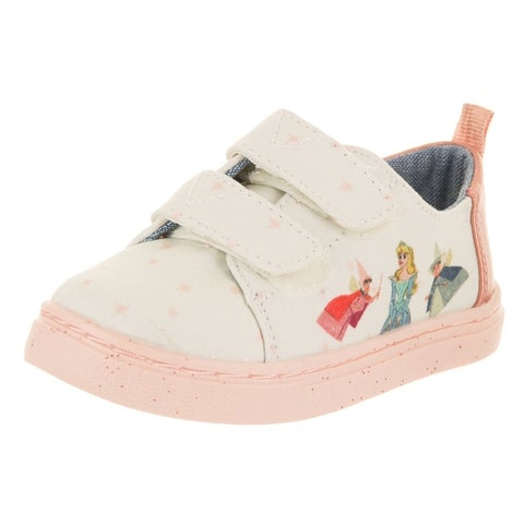 Toms Toddlers Lenny Fairy Godmother Casual Shoe