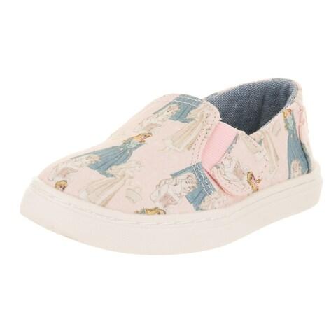 Toms Toddlers Luca Sleeping Beauty Slip-On Shoe