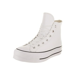 Converse Women's Chuck Taylor All Star Lift Clean Hi Casual Shoe
