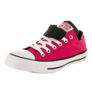 Converse Women's Chuck Taylor All Star Double Tongue Ox Casual Shoe