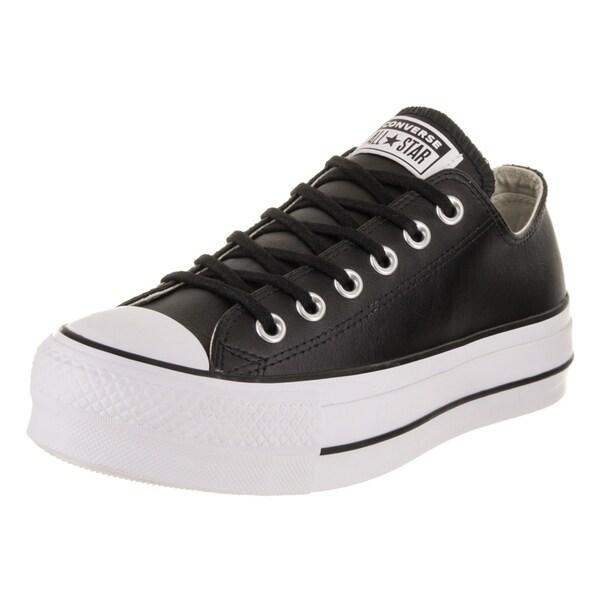 5d0ea0dade4f Converse Women  x27 s Chuck Taylor All Star Lift Clean Ox Casual Shoe